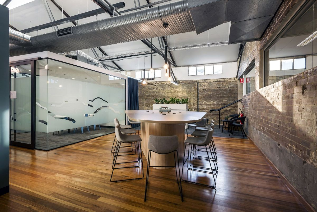 The carsales offices in Richmond, VIC