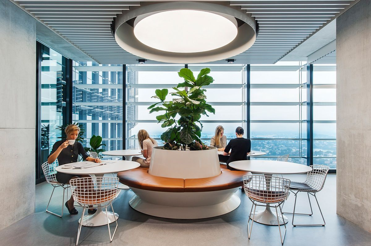Swiss Re Office in Sydney
