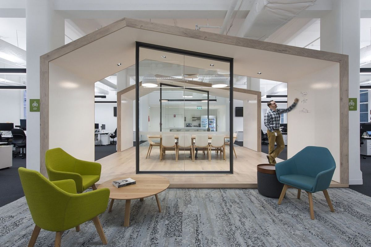 Zendesk Office in Melbourne