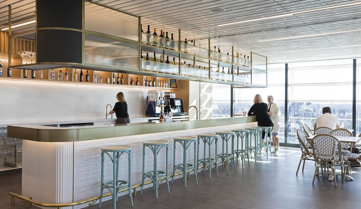 Pernod Ricard Office in Sydney