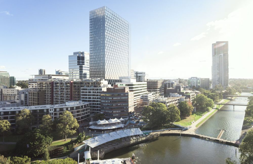 Dexus Secure Approval for Parramatta Office Tower