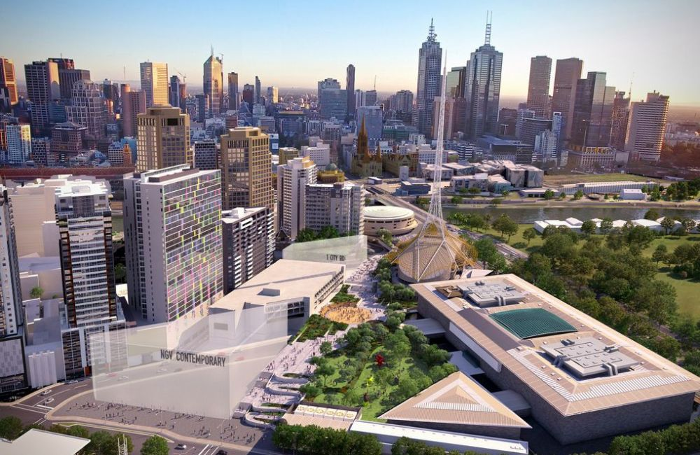 Melbourne Arts Precinct to Undergo 'Once In A Generation' Transformation