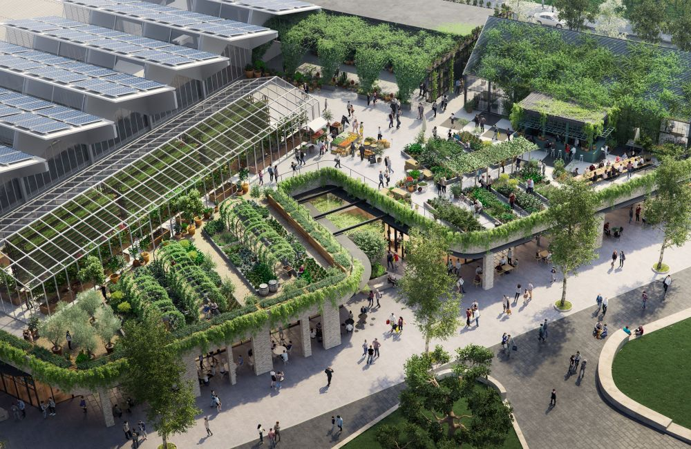 Frasers' Plan to Build 'World's Most Sustainable Shopping Centre'