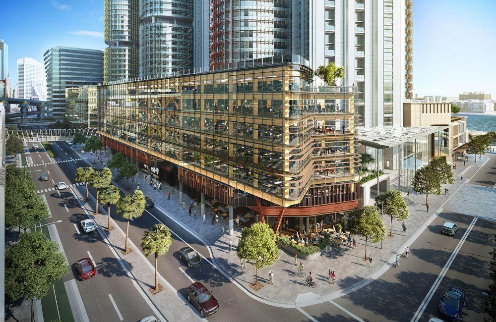 WeWork Choose 10,000sqm Daramu House for Their Next Sydney Location