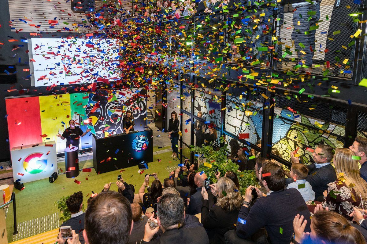 Take A Look Inside Googles New Melbourne Office Sidespacecomau - Google office