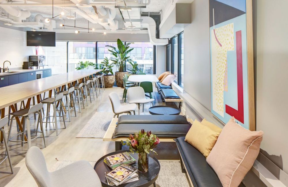 Introducing SuiteX - Dexus Launches New Workplace Concept