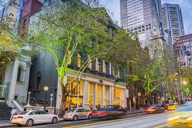 Hub Collins Street, Melbourne