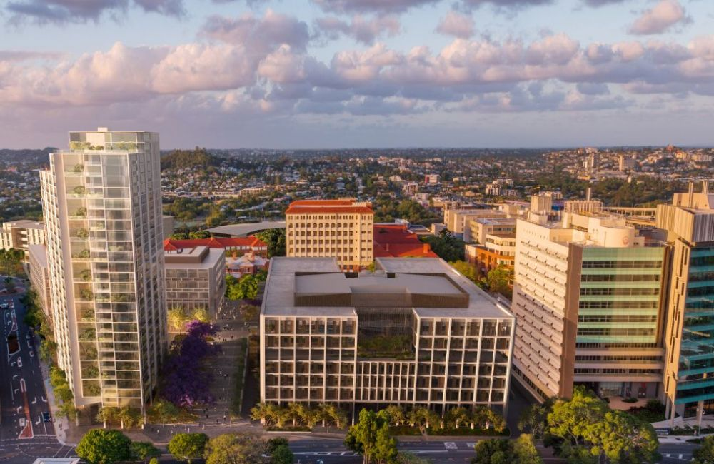 Herston Quarter: A New Model for BioMed in Brisbane