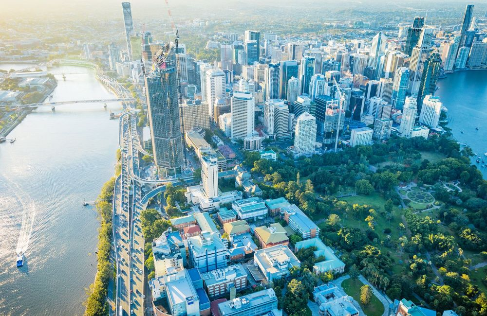 6 'Golden Triangle' Offices Up For Lease in Brisbane