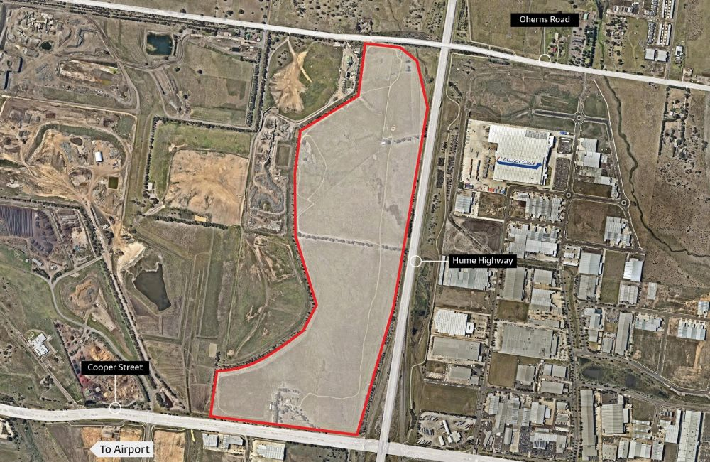 Frasers Property Australia Snaps Up 63ha Industrial Site for $250 Million Development