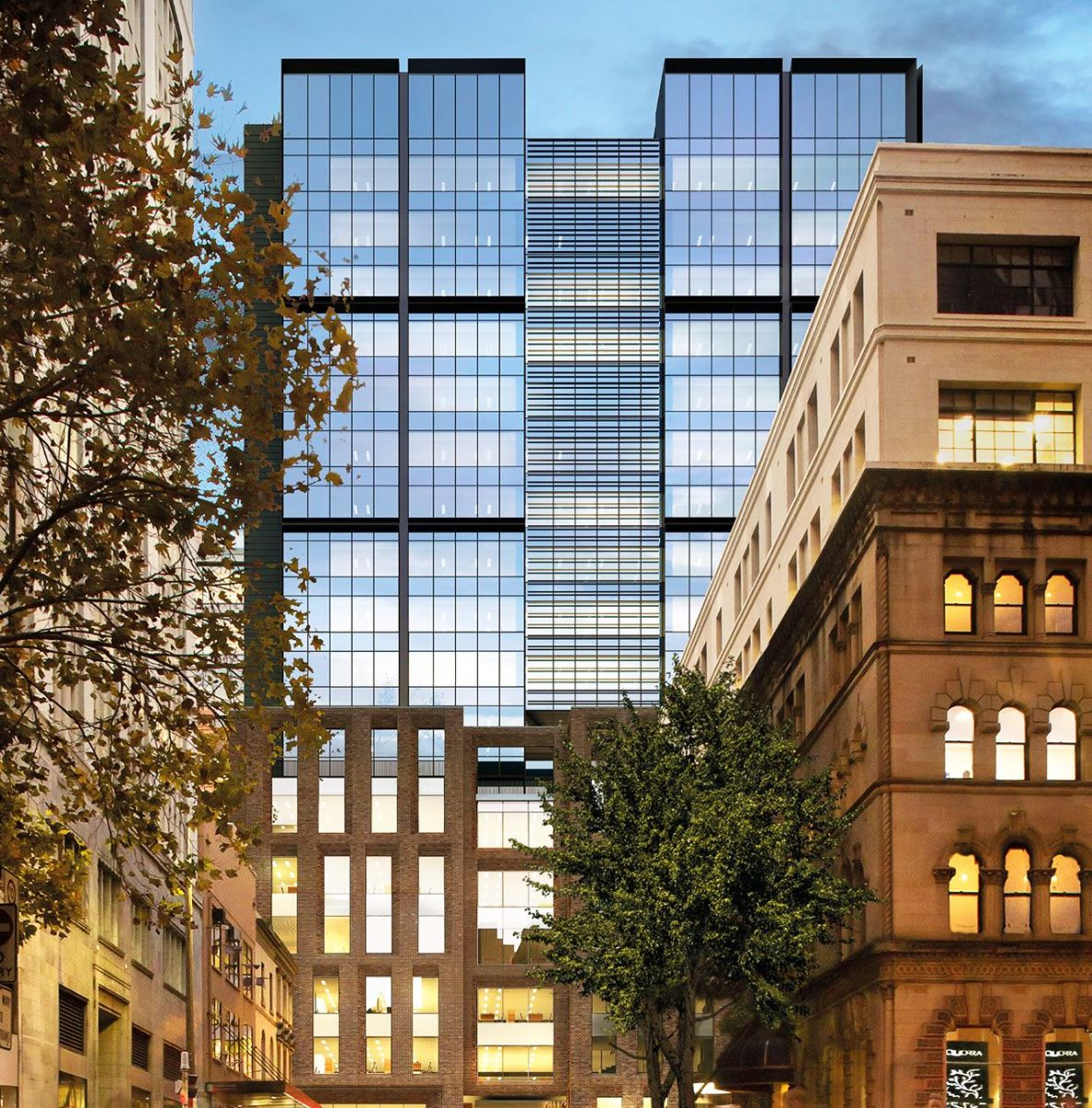 Investa Office Fund's Barrack Place, at 151 Clarence Street, was the only A-grade office project to be delivered to Sydney's CBD in 2018, bringing 20,400 sqm of stock to the market. Tenants occupied the building in October 2018.