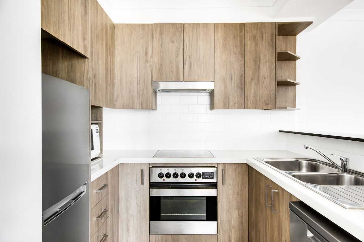 Kitchens across the hotel have been upgraded.