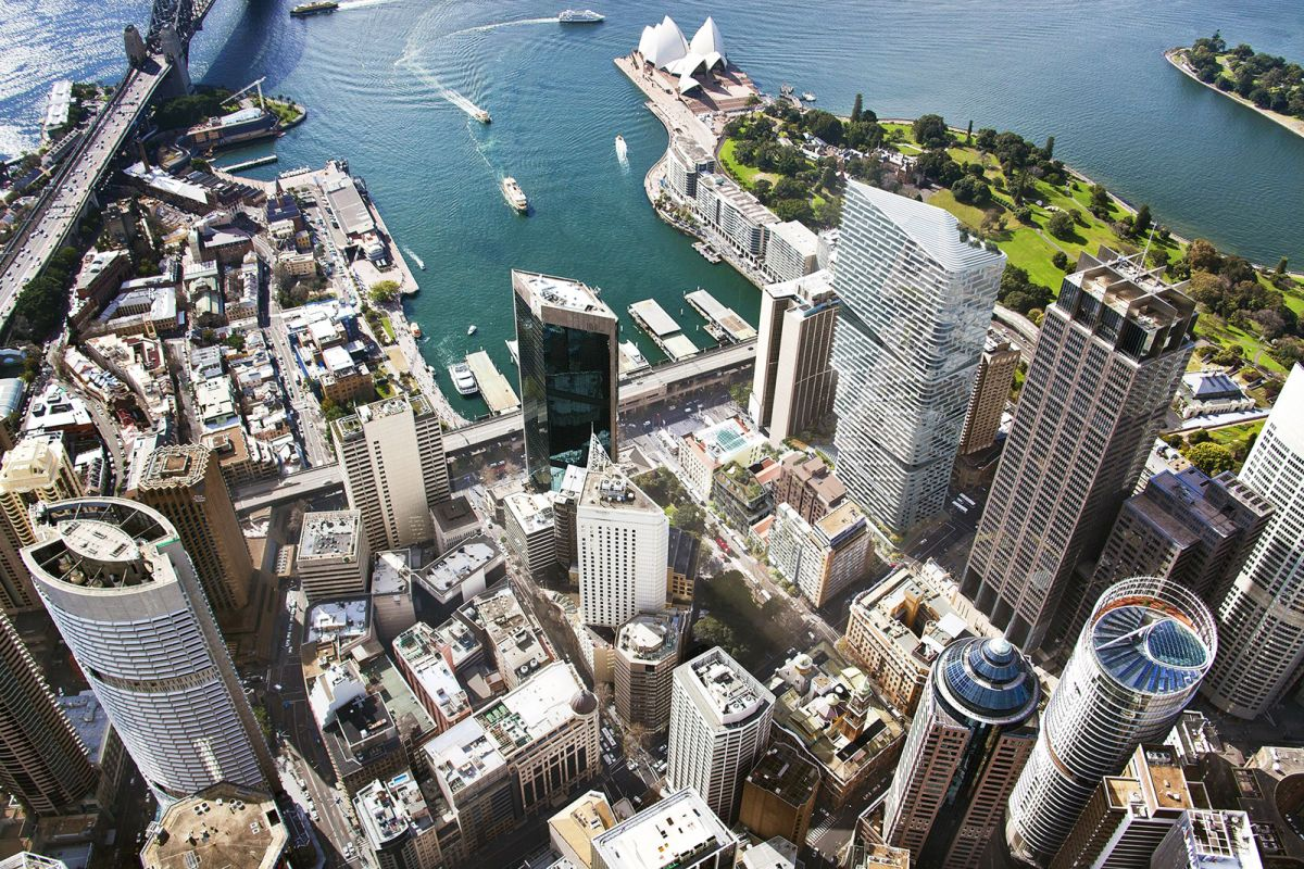 Sydney is still the top investment destination in Australia for commercial property players.
