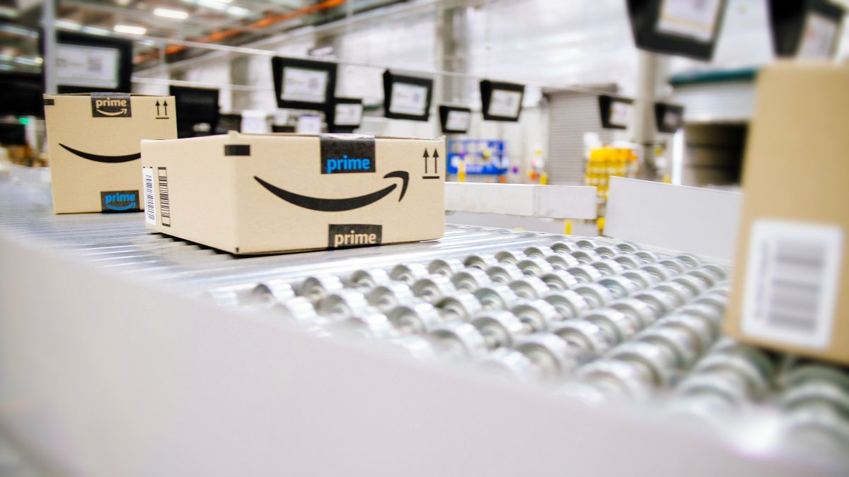 Both Coles and Woolworths are keeping their eyes on Amazon.