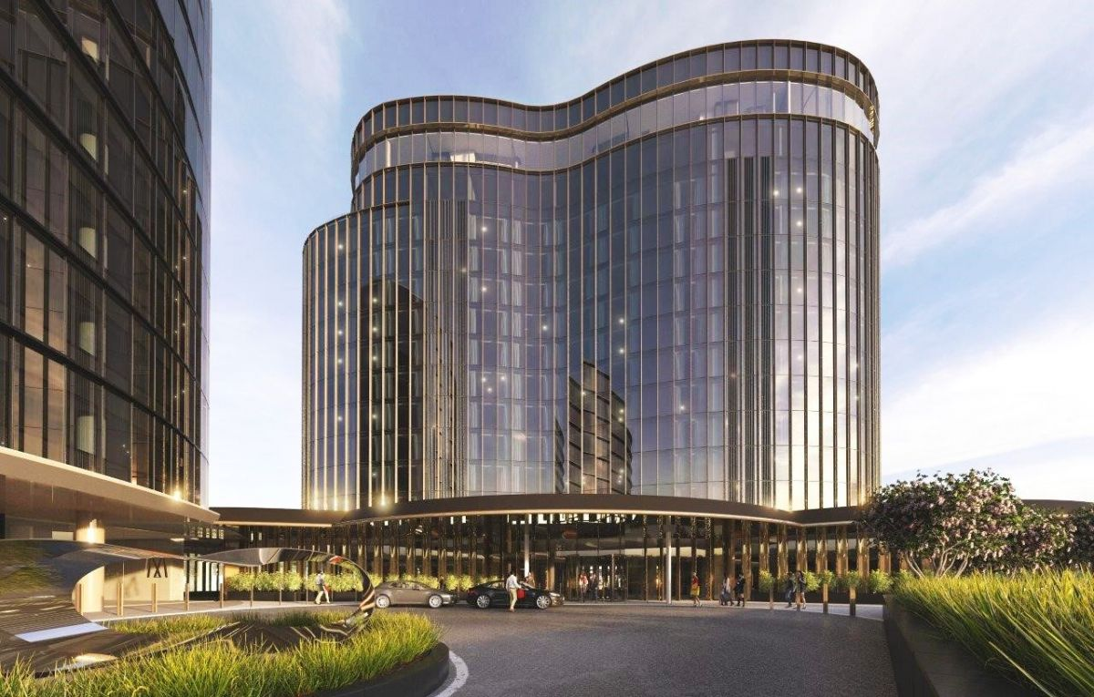 AccorHotels will manage the 250-room luxury hotel under its MGallery by Sofitel brand.