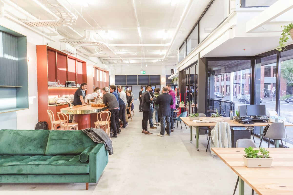 Worksmith first opened in February 2018 in Melbourne's Collingwood.