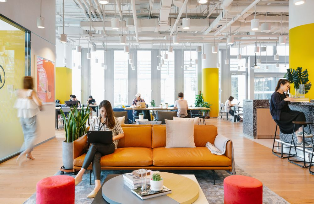Why Coworking Spaces in 2019 Will Feel More Like Your Own Home