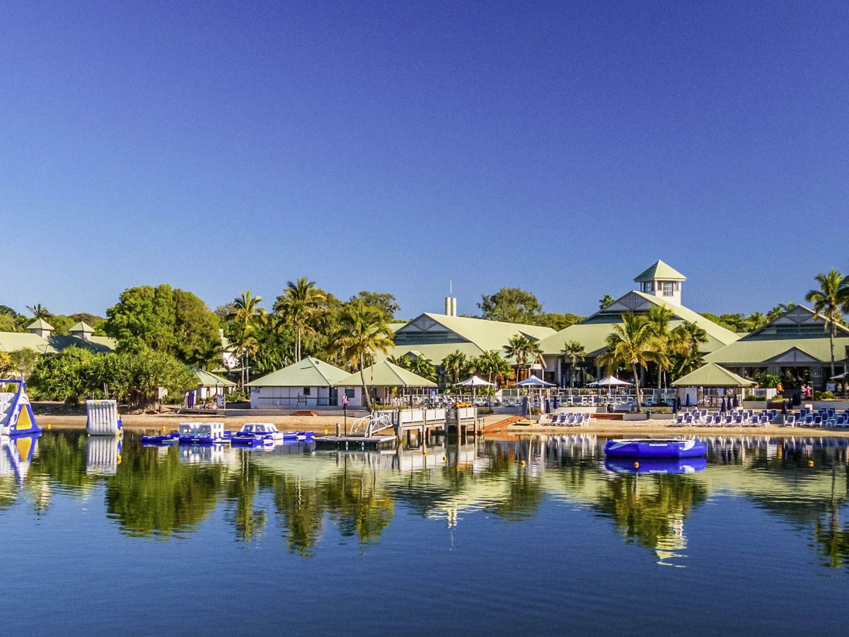 Novotel Twin Waters on the Sunshine Coast secured an $88.5 million sale in August 2018. Photo: Accor Hotels