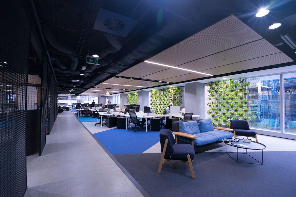 The company has eight offices around the world, with one in Melbourne where it has a team of 60. Photo: Airwallex