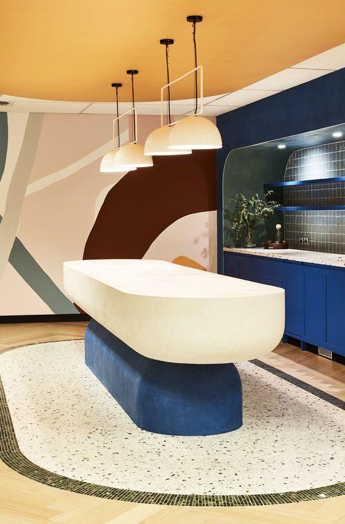 The Microsoft Technology Centre, by Tom Mark Henry, opened in February 2019. Photo: Damian Bennett