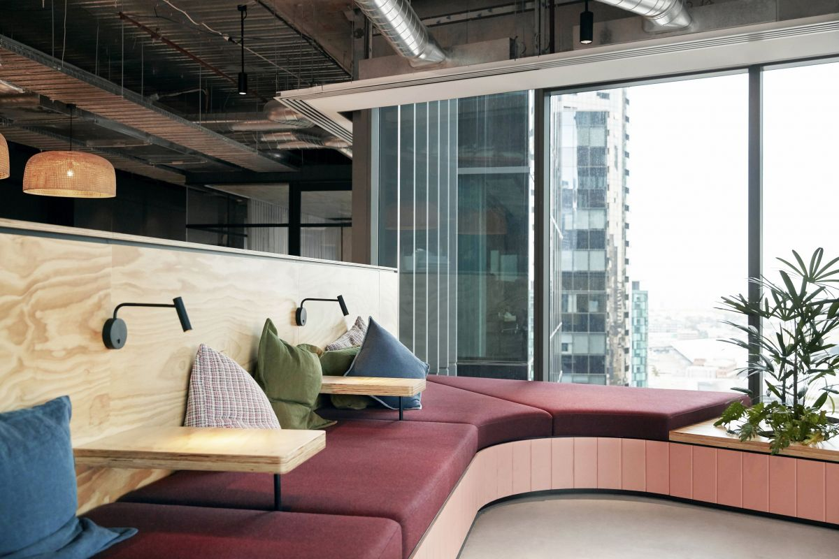 Coworking Spaces at the Forefront of Australian Interior Design