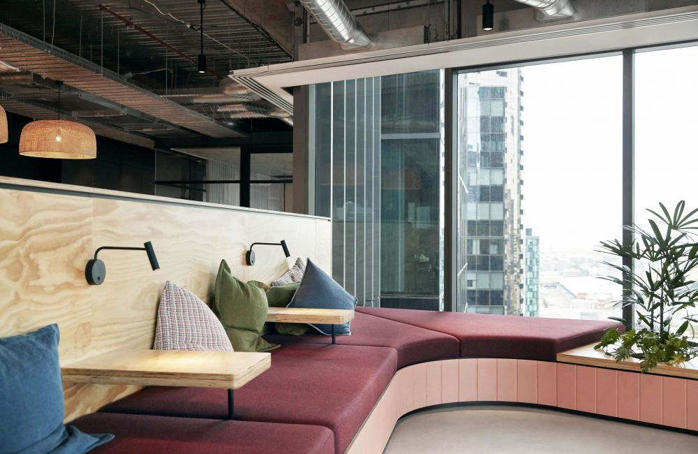 Coworking Spaces at the Forefront of Australian Interior Design Awards 2019 Shortlist