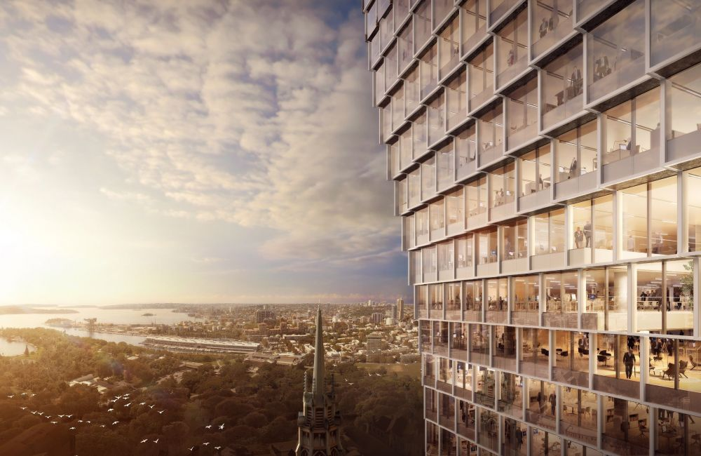 Sydney Office Market Gains Momentum As $600 Million of Major Projects Edge Closer to Completion