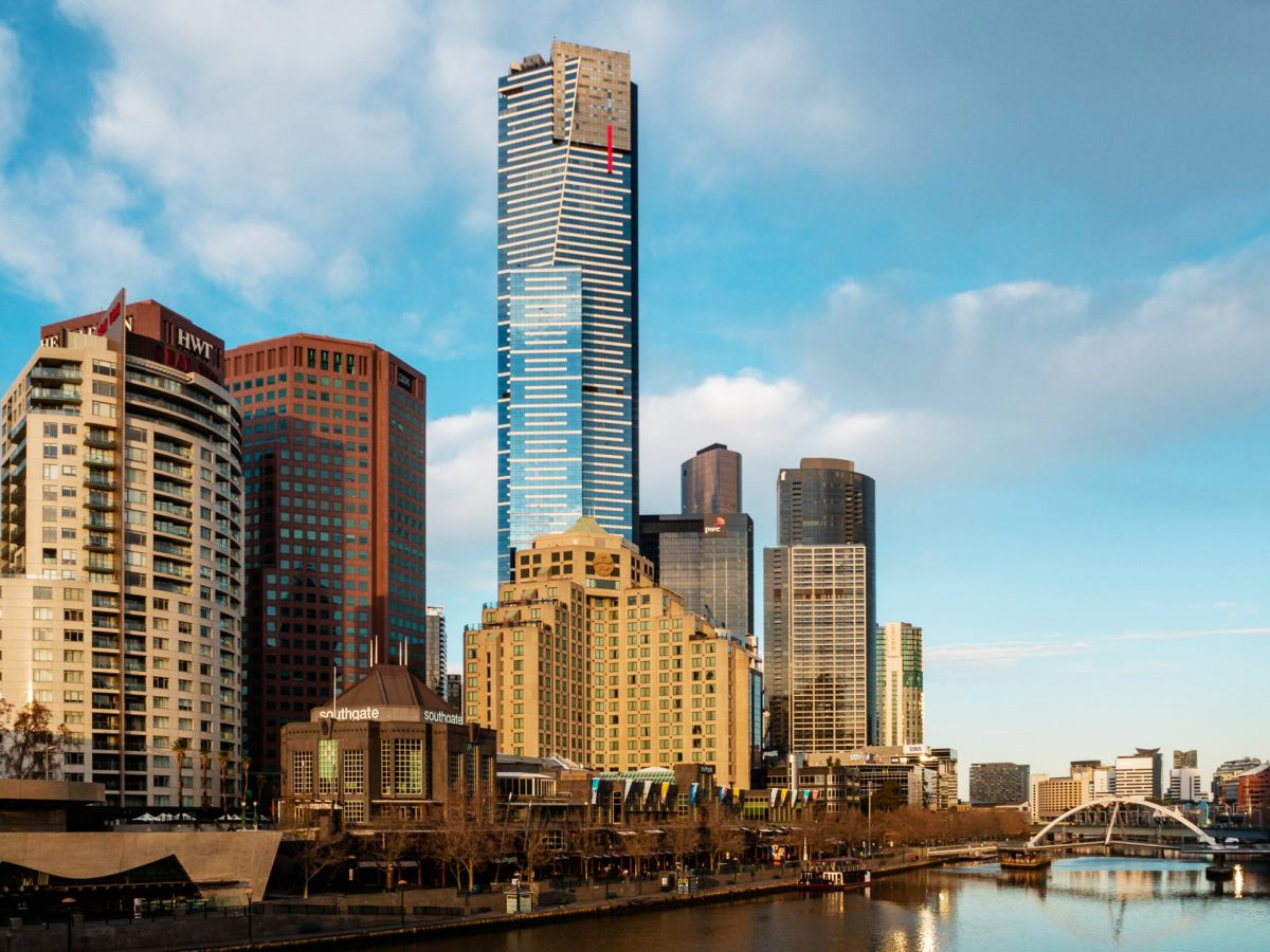 Demand for office space has also been increasing in Southbank, 1km from Melbourne's CBD. Photo: Mike Prince/Flickr