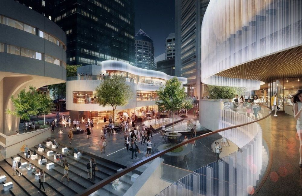 Construction of $170 Million Redevelopment of Sydney's MLC Centre Commenced