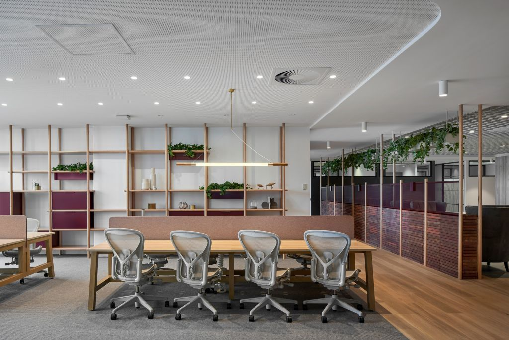 Offices at 727 Collins Street, Melbourne VIC 3008