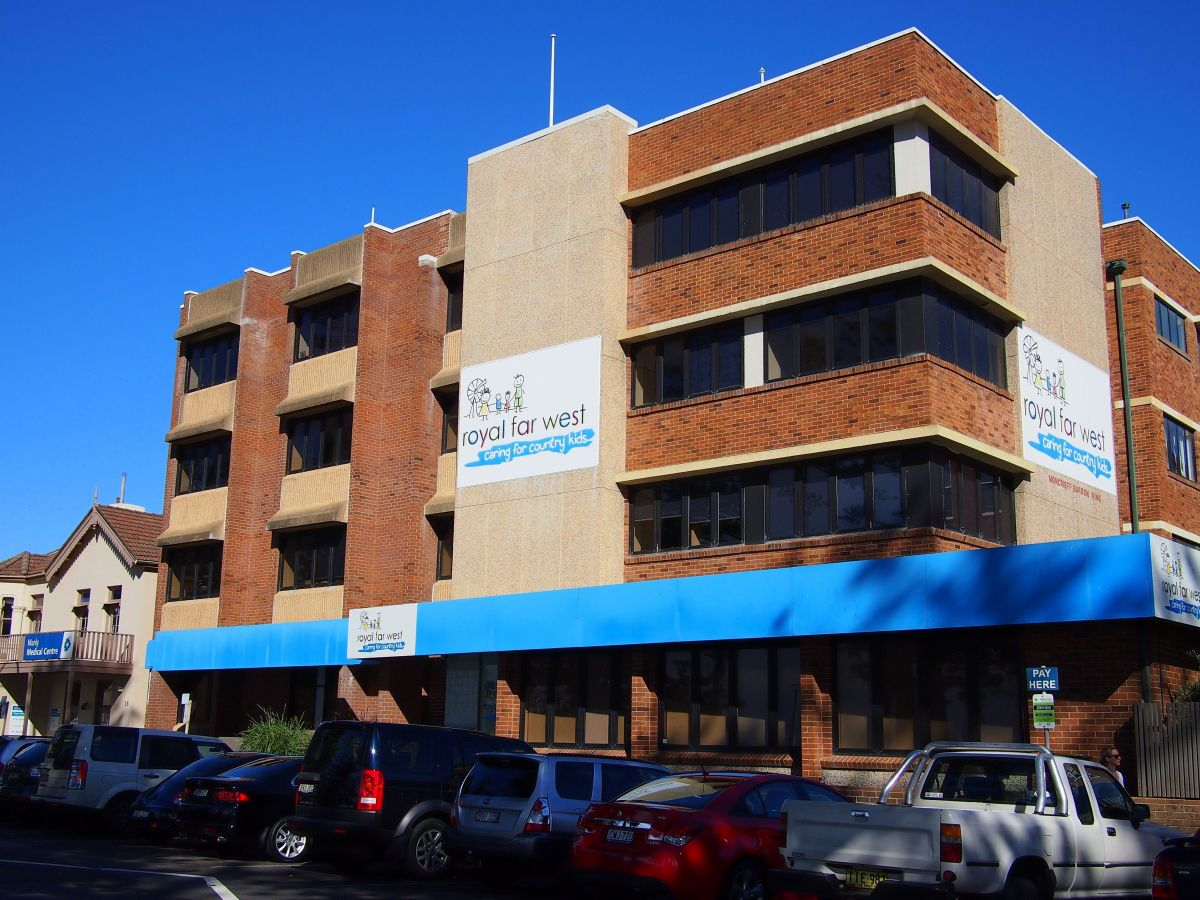 Royal Far West Campus.