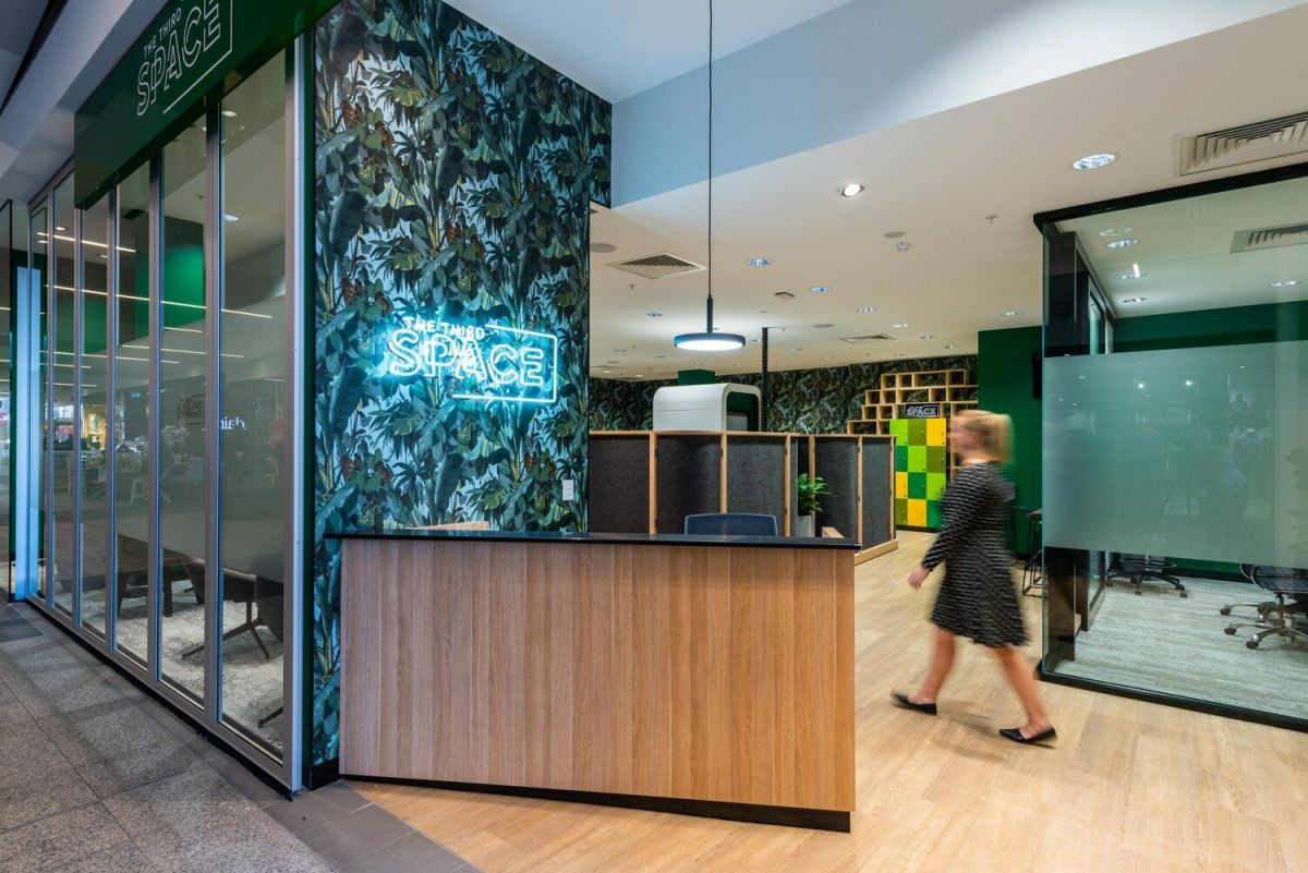 The Third Space Orion opened for a 12-month trial in Queensland's Orion Springfield Central after a successful 3-month pilot in Sydney's Broadway Shopping Centre.
