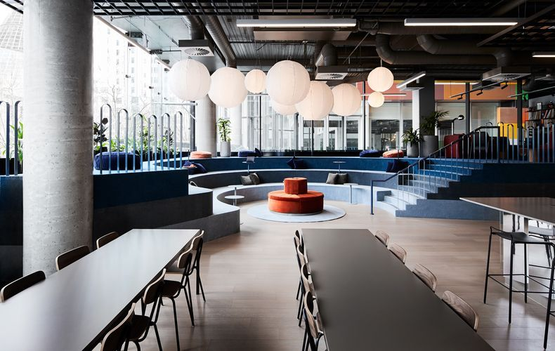 The Commons QV by Foolscap Studio (Australian Interior Design Awards)