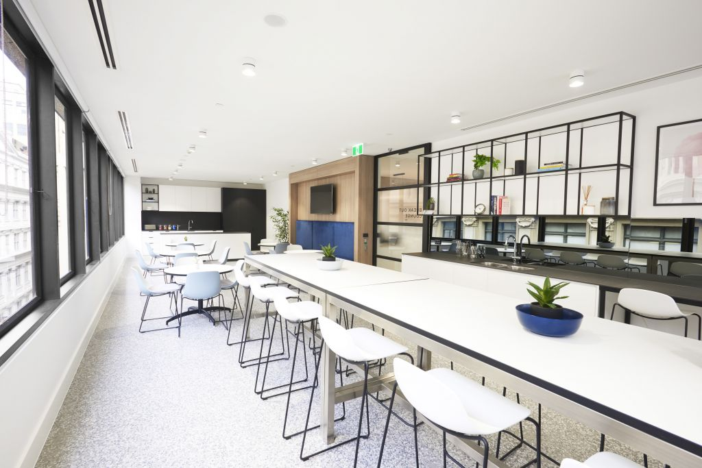 Sector Serviced Offices, Melbourne