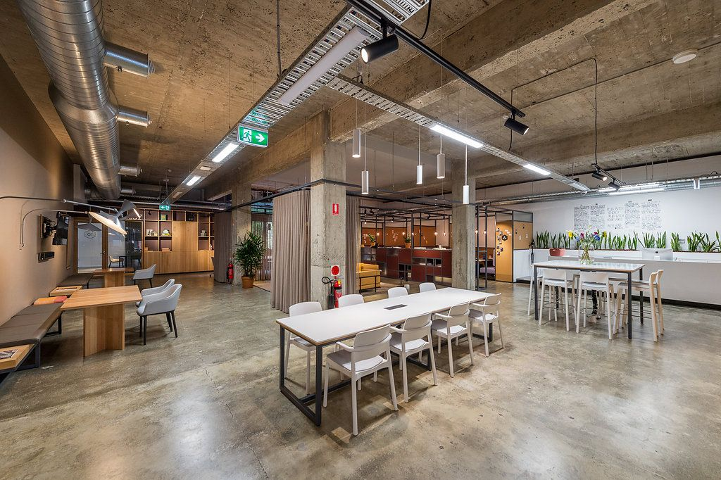 Spaces surry hills ground floor 111 flinders street surry hills nsw 2010 - Creative small spaces property ...