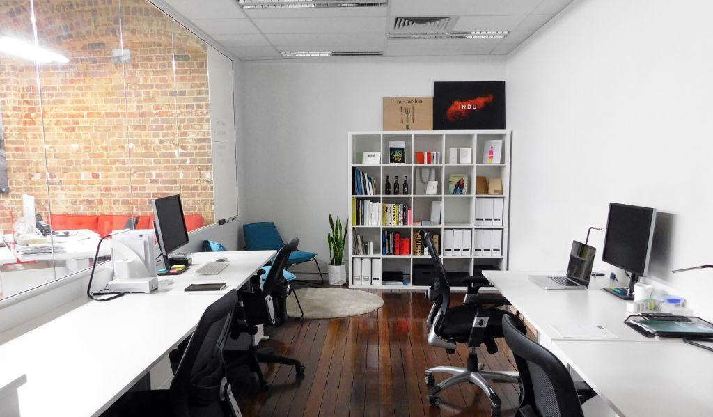Sydney Cbd Co Working Office Space 352 Kent Street