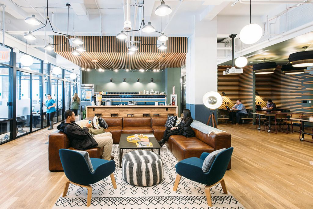 Wework Collins Street 1 To 500 Person Teams Custom