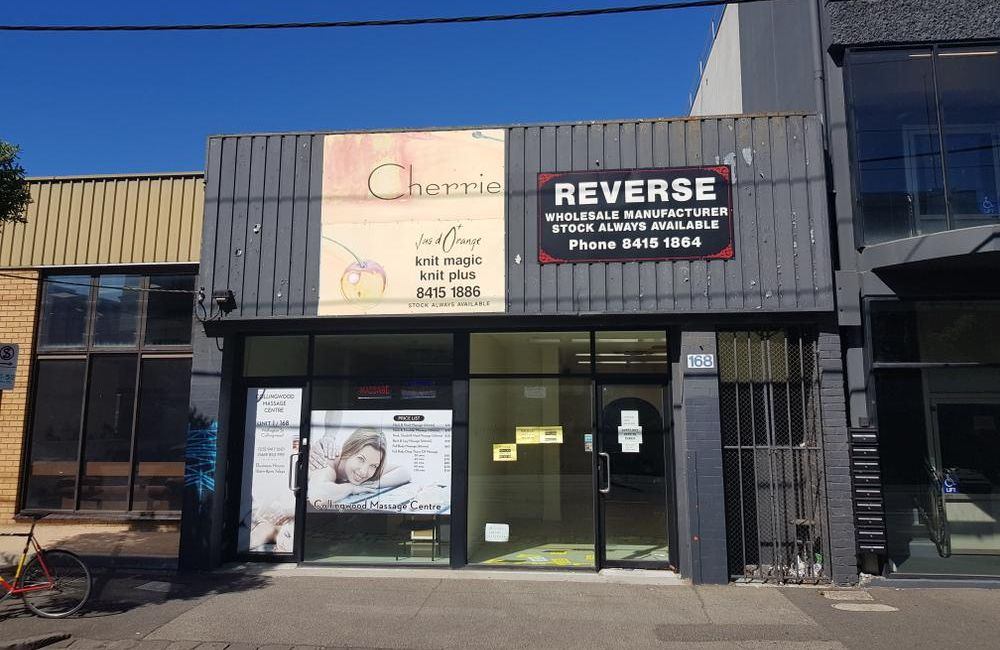 Gallery/Studio For Lease In Victoria - sidespace.com.au