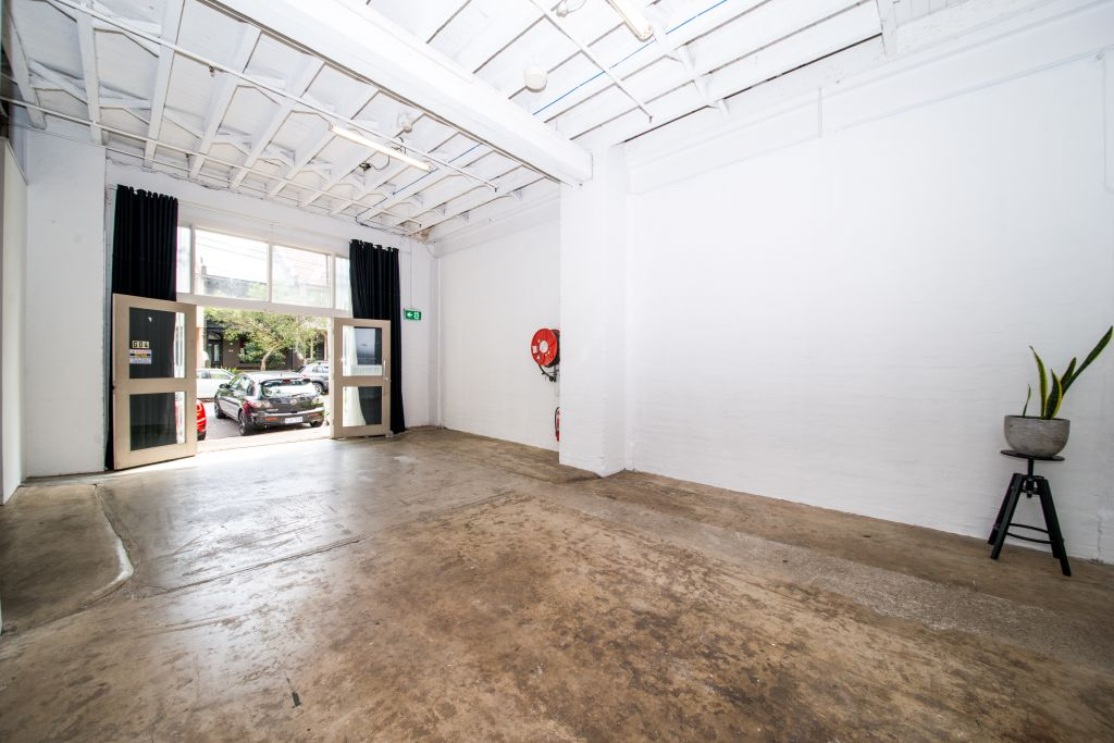 Large, affordable studio space in Redfern - G04, 59 Great Buckingham ...