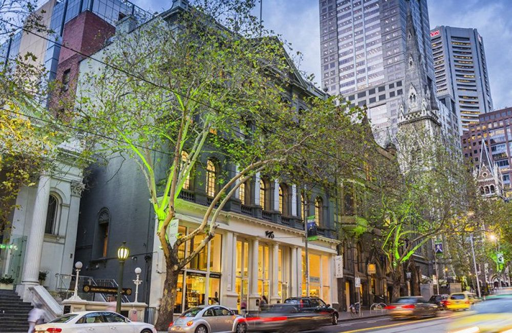 Offices For Lease - 162-168 Collins Street, Melbourne VIC 3000