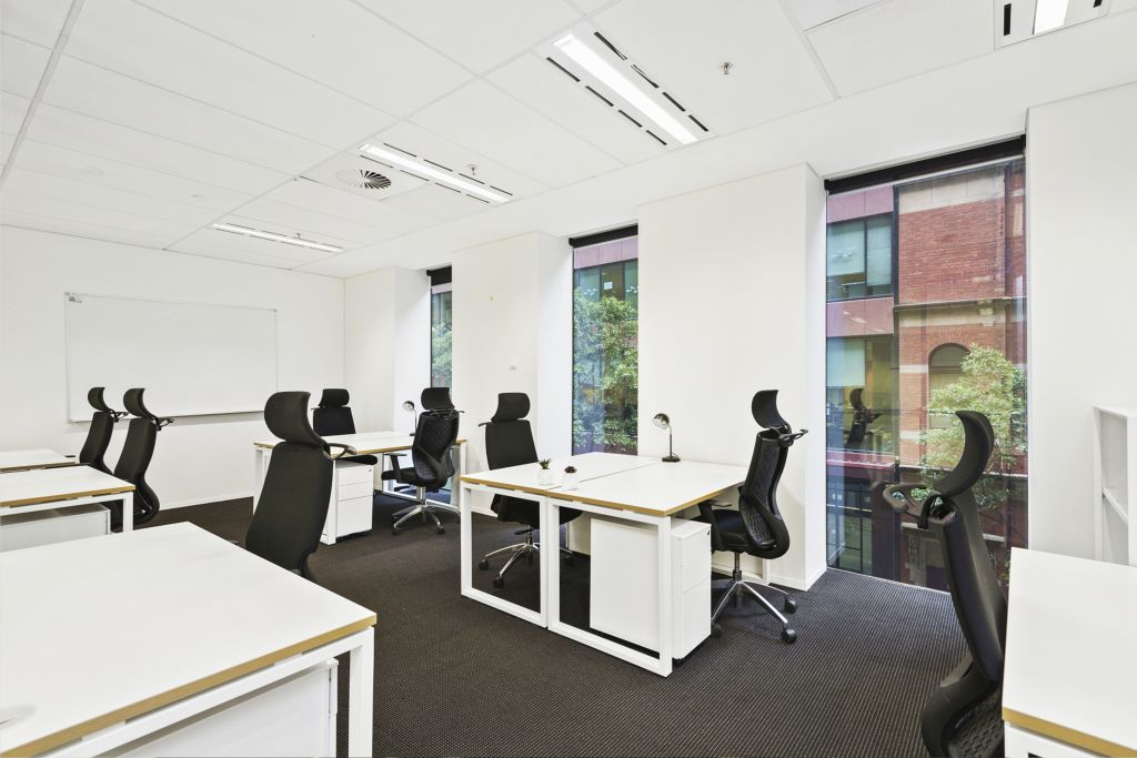 Offices For Lease - 555 Bourke Street, Melbourne VIC 3000