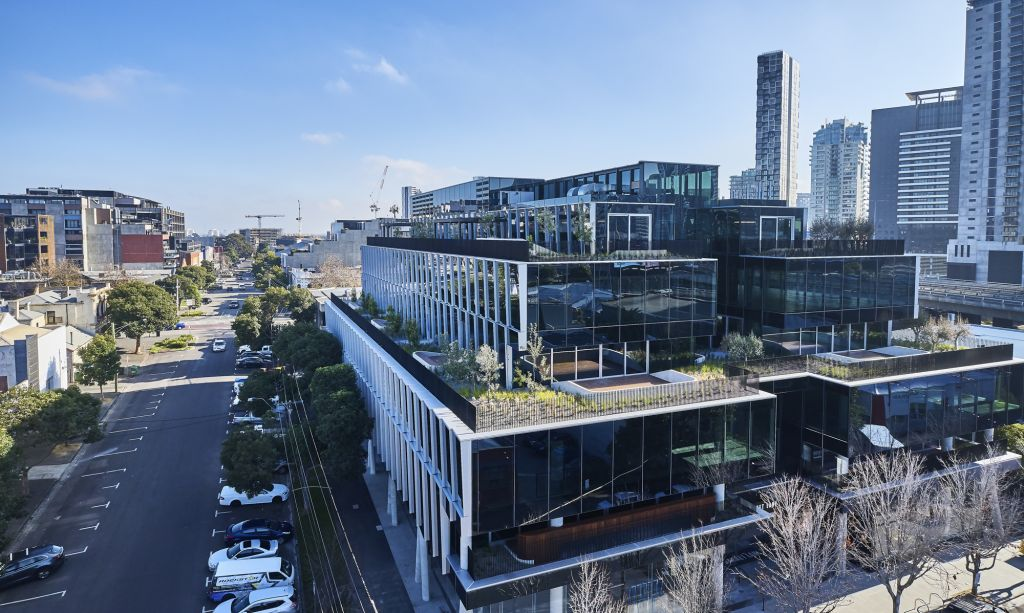 Offices For Lease - Ground Floor, 68 Clarke Street, Southbank VIC 3006